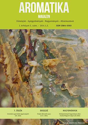 Aromatika magazin 1.2. 2014. ŐSZ
