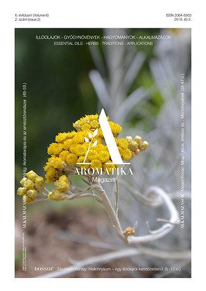 Aromatika magazin 6.2. 2019. NYÁR