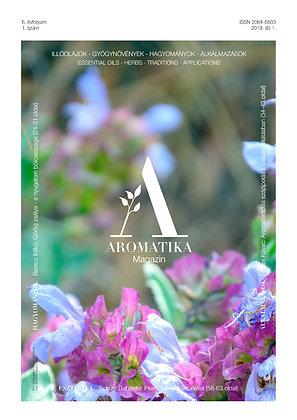 Aromatika magazin 6.1. 2019. TAVASZ