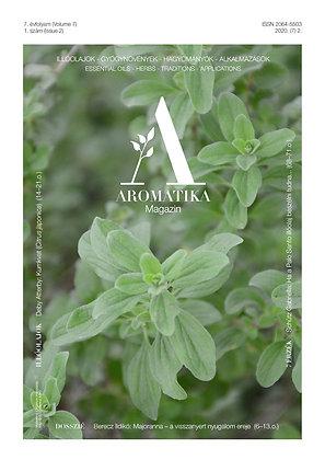 Aromatika magazin 7.2. 2020. NYÁR