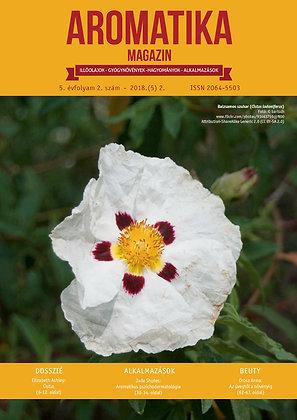 Aromatika magazin 5.2. 2018.NYÁR