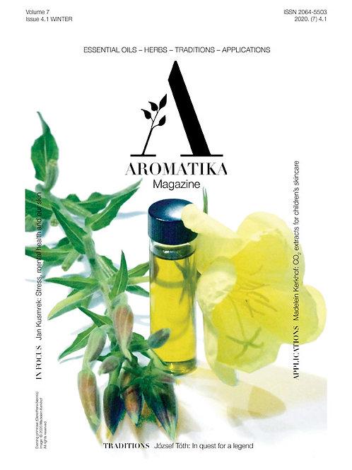 Aromatika magazine 7.4.1. 2020.WINTER