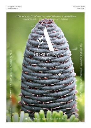 Aromatika magazin 7.4. 2020. TÉL