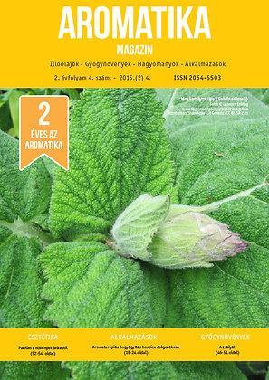 Aromatika magazin 2.4. 2015. TÉL