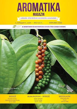 Aromatika magazin 4.4. 2017. TÉL