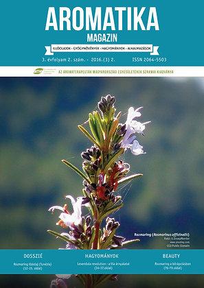 Aromatika magazin 3.2. 2016. NYÁR