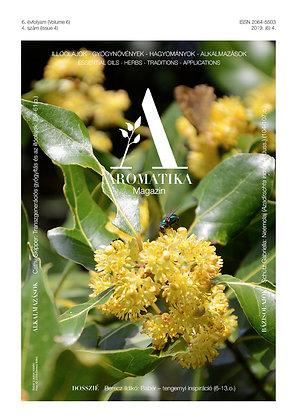 Aromatika magazin 6.4. 2019. TÉL