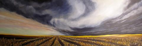 Storm Over Stubble