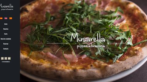 Web Mussarel.la