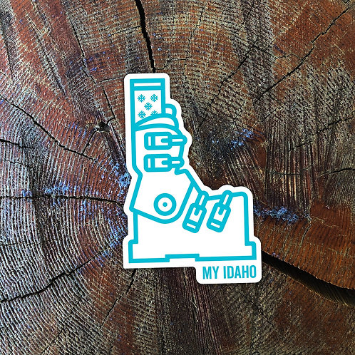 My Idaho Sticker