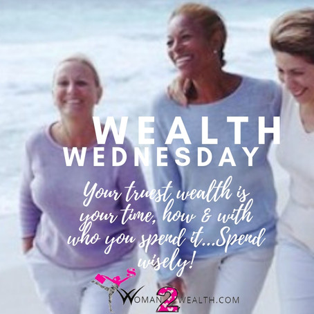 Wealth Wednesday!