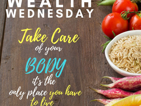 Wealth Wednesday 12.26.18
