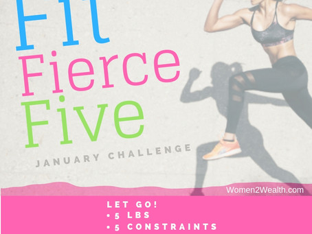 #FitFierceFiveChallenge