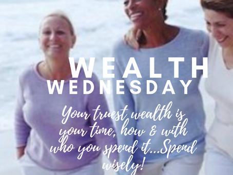 Wealth Wednesday