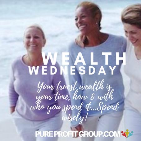 Wealth Wednesday