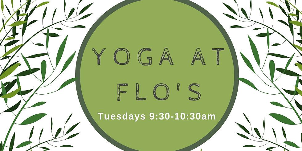 Yoga at Flo's 18th Dec (1)