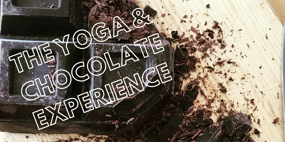 The Yoga & Chocolate Experience