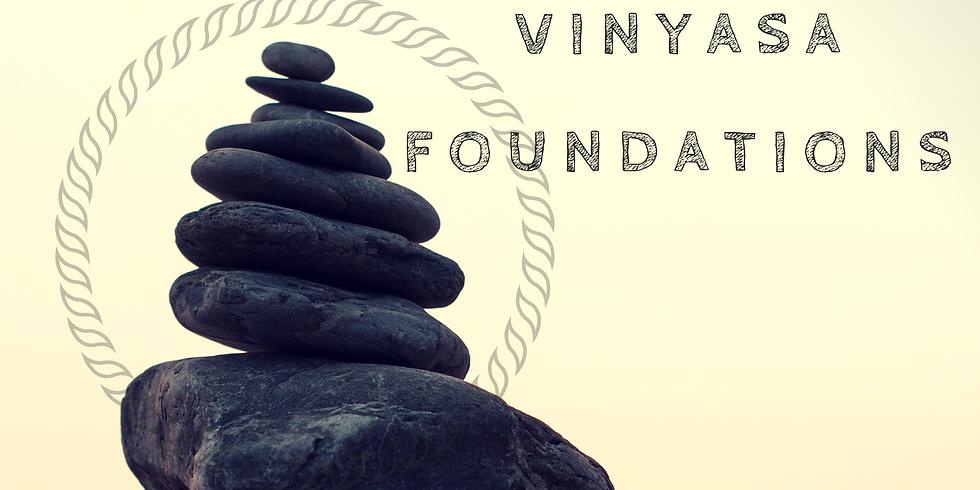 Vinyasa Foundations 5th Jan