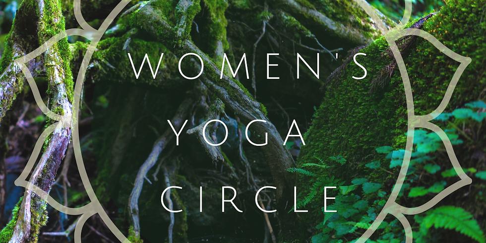 Womens Yoga Circle