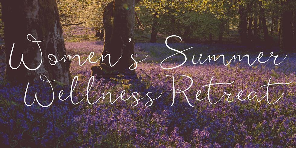 Women's Summer Wellness Retreat