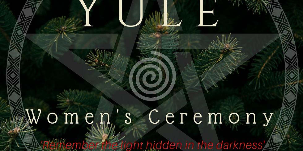 Yule Women's Ceremony