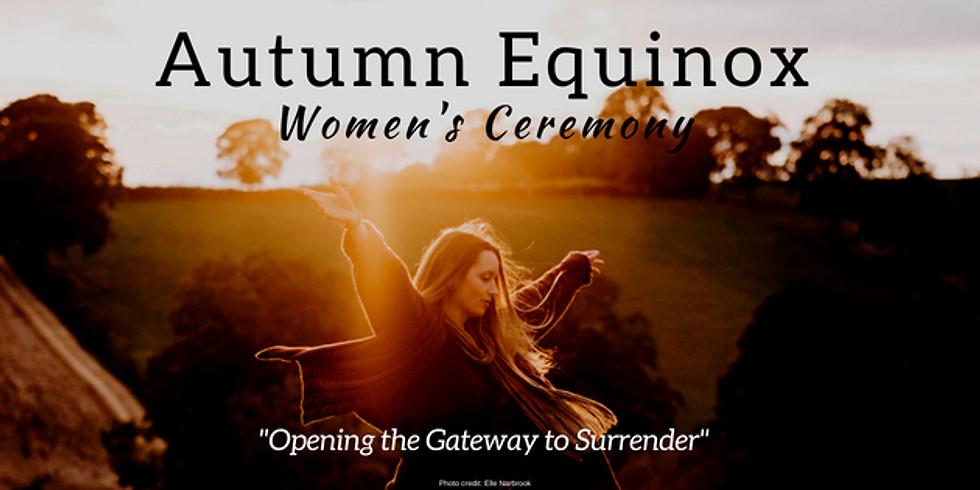 Autumn Equinox Ceremony for Women