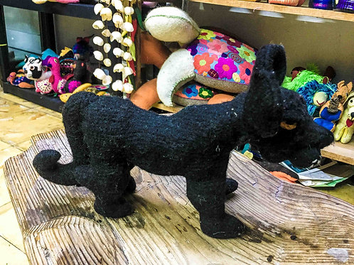 "Artisan Handmade Plush ""Leopardo"""