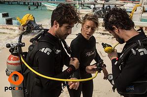 PADI Scuba Dive Courses