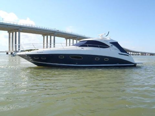 Private Yacht SeaRay 47ft - Mexico Divers