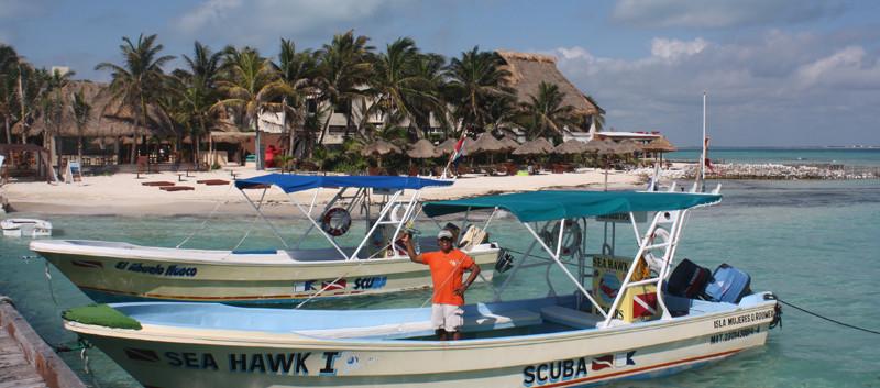 Sea Hawk Fishing | Isla Mujeres, Mexico