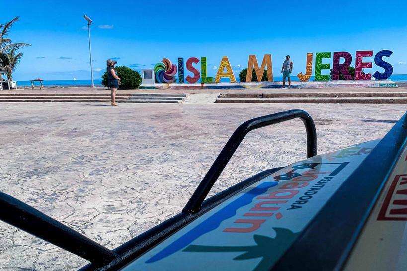 Golf Cart Rental | Isla Mujeres, Mexico