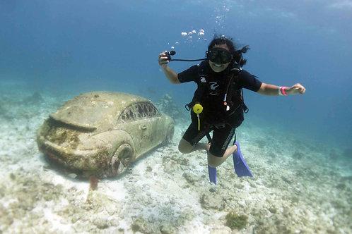 PADI Open Water Diver - Pocna Dive Center