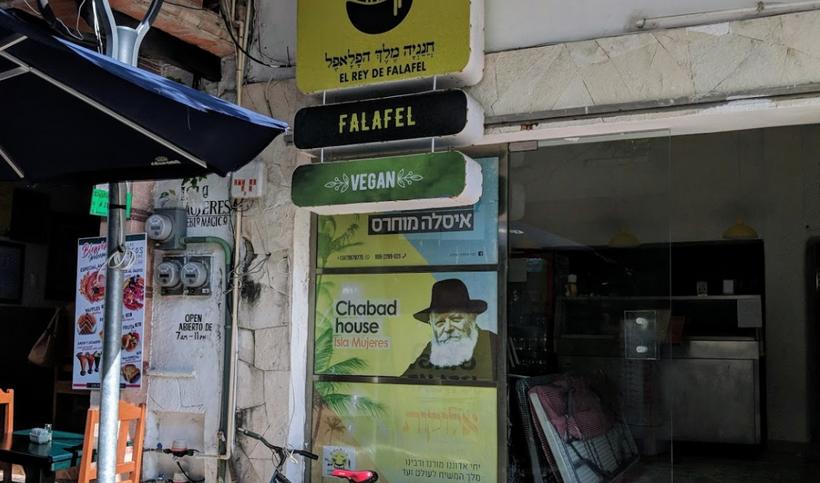 ELREYDEFALAFEL1-tasteofisla-islamujeres-