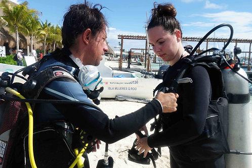 PADI Discover Scuba Dive - Pocna Dive Center
