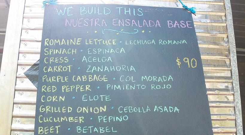 Mi Enselada | Taste of Isla | Isla Mujeres, Mexico