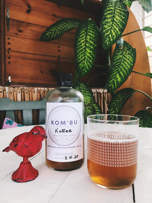 Kom'bu Fermented Beverages - 12 Pack