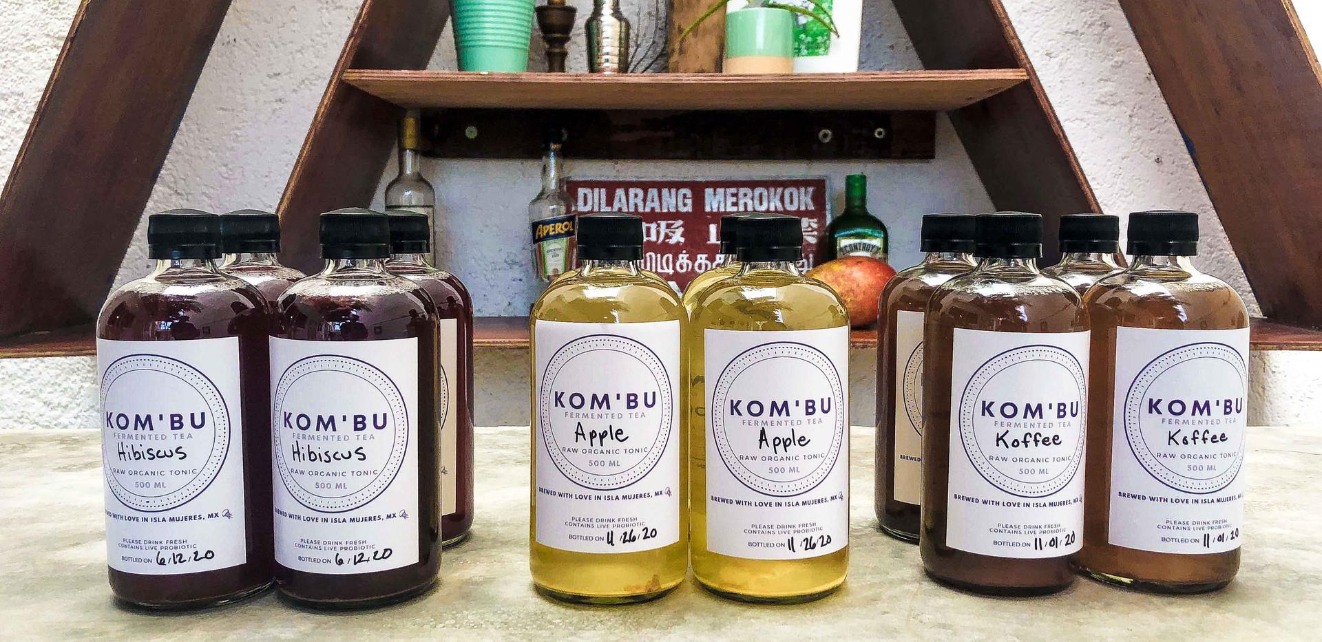 Kom'bu Fermented | Taste of Isla | Isla Mujeres, Mexico