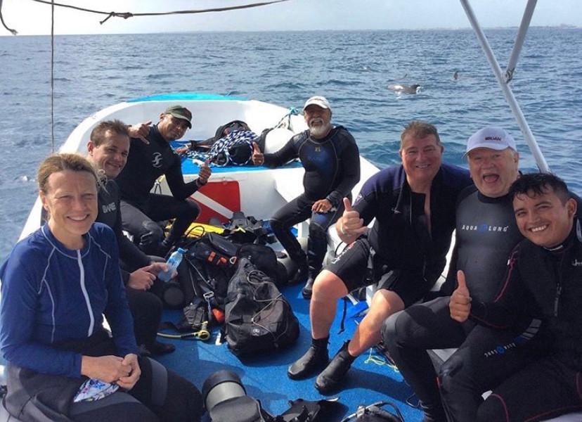 Sea Hawk Divers | Isla Mujeres, Mexico
