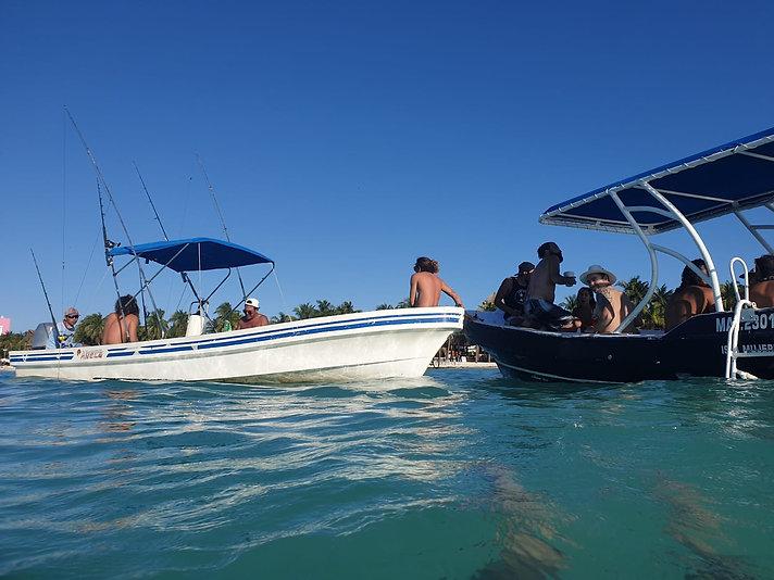 2-Cruise-Divers-tasteofisla-isla-mujeres