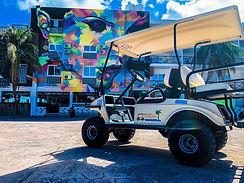 Golf-Cart-2tasteofisla-isla-mujeres-mexi