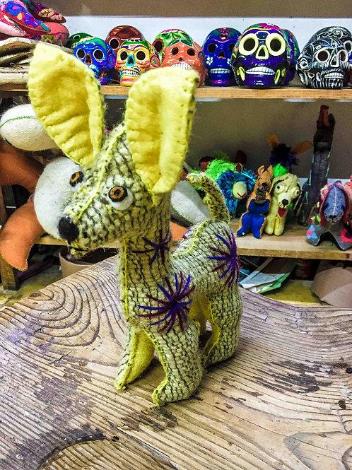 "Artisan Handmade Plush ""Chihuahua"""