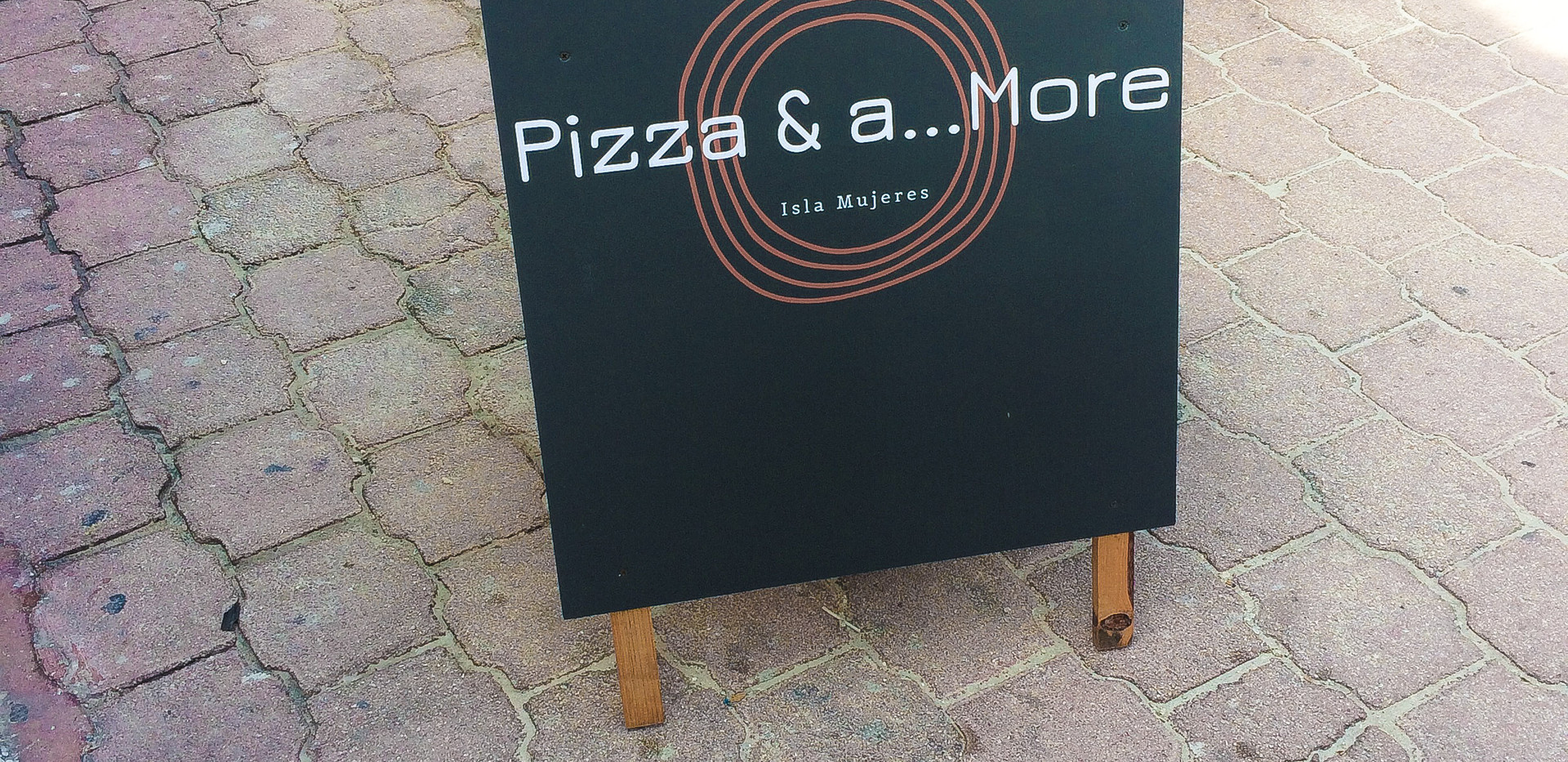 Pizza & a more   Isla Mujeres, Mexico   Taste of Isla