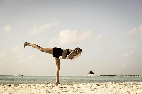 Laura Holmes Yoga Hiit - 1hr
