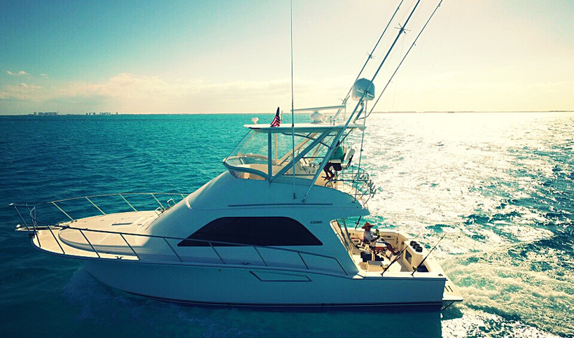 Mexico Divers | Fishing Tours | Isla Mujeres, Mexico