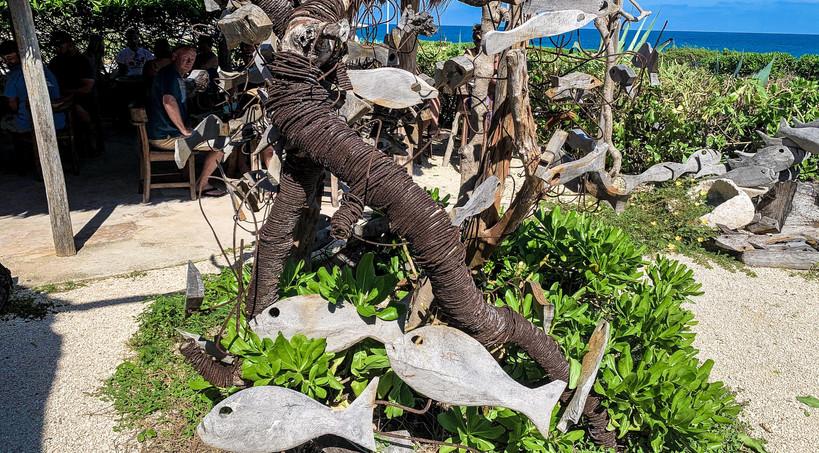 Madera Art Gallery | Taste of Isla | Isla Mujeres, Mexico