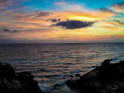 Punta-Sur-Sunrise-tasteofisla-islamujere