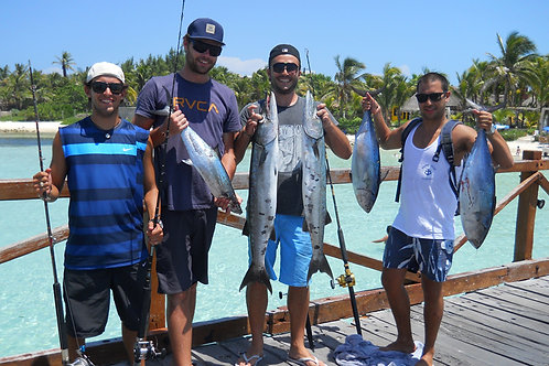 Off Shore Fishing – 4 Hour Trip - Sea Hawk Fishing Tours