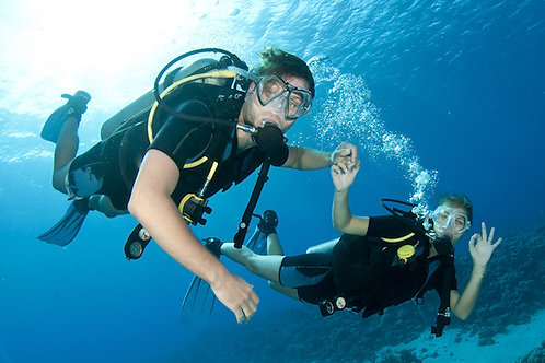 Beginner Discover Diving - Mexico Divers