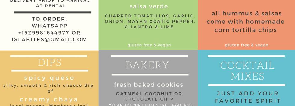 Isla Bites | Taste of Isla | Isla Mujeres