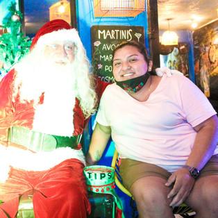 Santa Claus | Taste of Isla | Isla Mujeres, Mexico